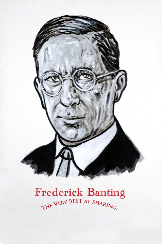 an introduction to the life of frederick banting Frederick banting was born on november 14, 1891, in a farm house near alliston, ontario the youngest of five children of william thompson banting and margaret grant, [6] he attended public high schools in alliston.